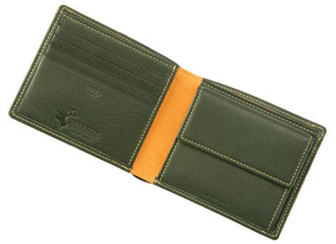 CYPRIS(キプリス) 二つ折り財布(小銭入れ付き札入)■ディアスキンⅡ [2352]