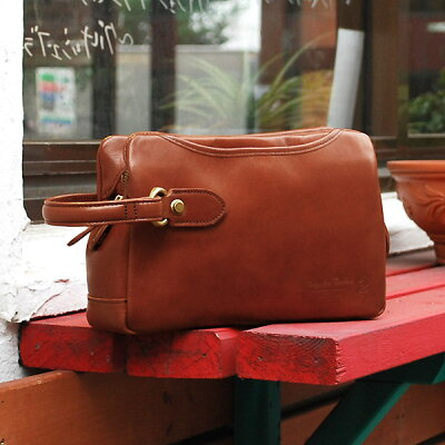 青木鞄 COMPLEX GARDENS:玄ボウ(ゲンボウ):セカンドバッグ[4191]