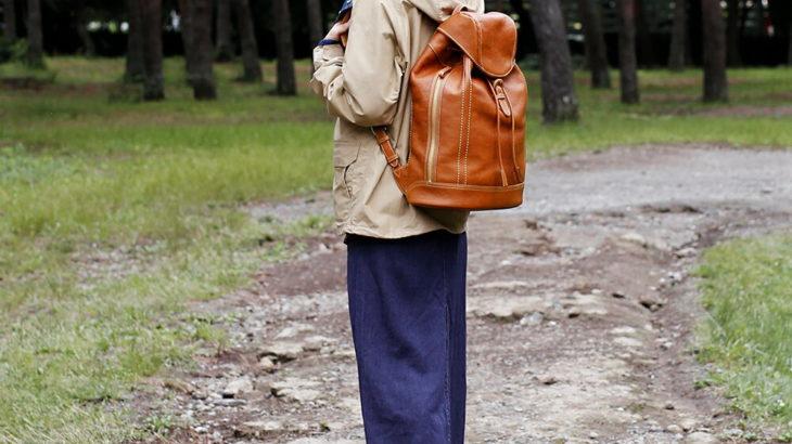 土屋鞄製造所 トーンオイルヌメ ソフトバックパック