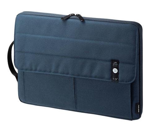 こだわりレザーバッグとセットで使う「PC用インナーバッグ」