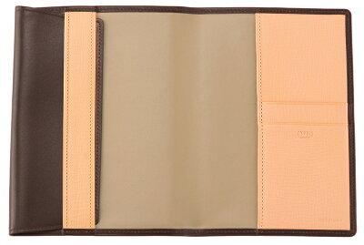 CYPRIS(キプリス) ブックカバー 文庫■シラサギレザー[8236]