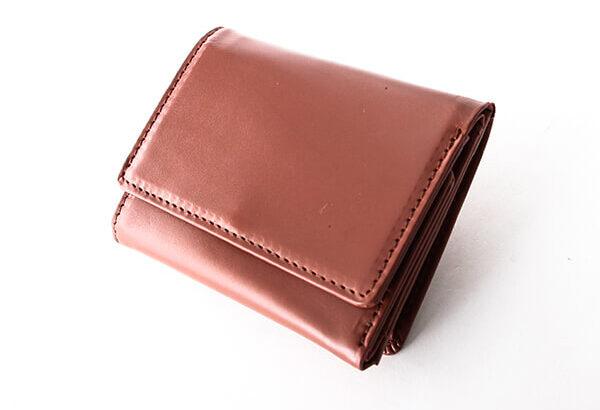 Boosters(ブースターズ )の財布はベーシックレザーでもエイジングが楽しめる